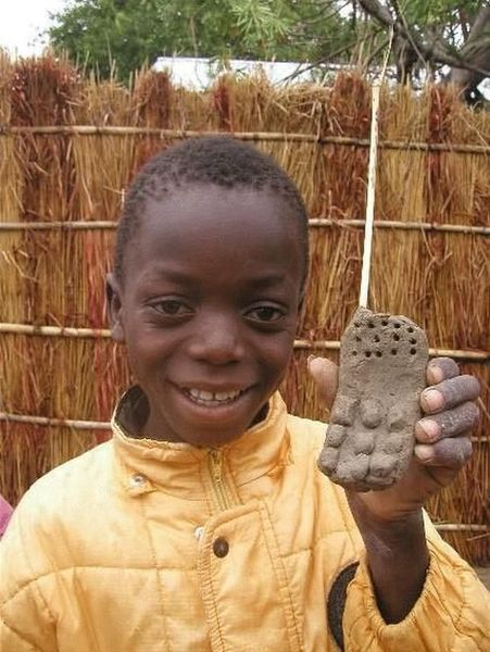 Life for African kids