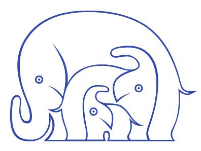 слоники они того, - теплолюбивые :)